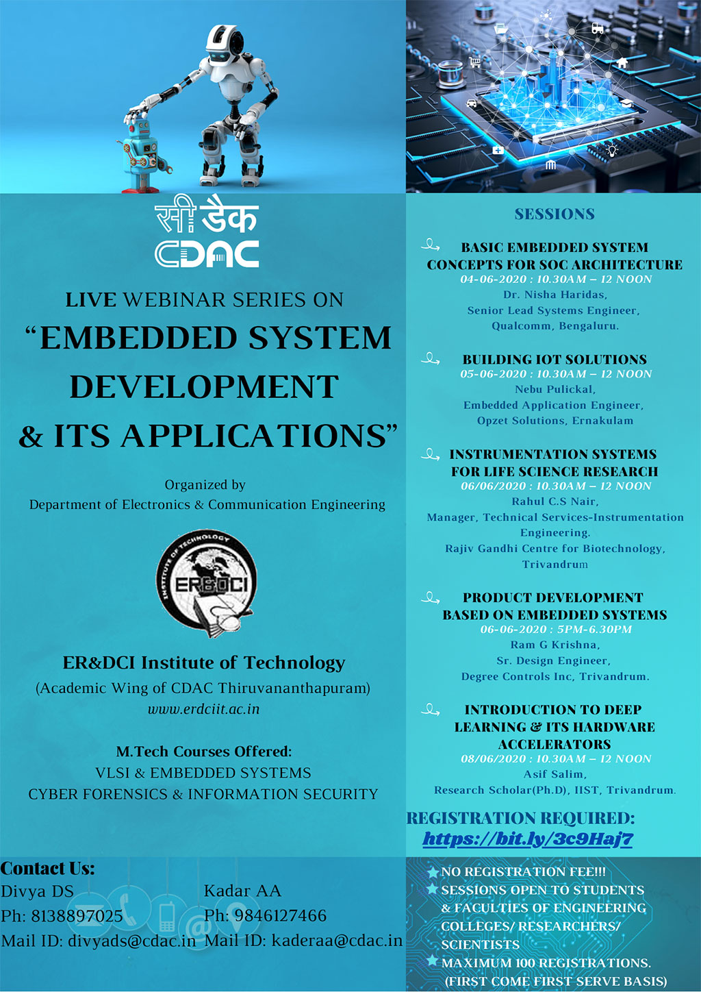 EMBEDDED SYSTEM DEVELOPMENT & ITS APPLICATIONS